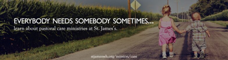 Healing/Pastoral Care | St  James's Episcopal Church