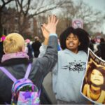 Director of Youth & Family Ministries at Women's March in Washington D.C.