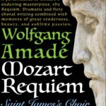 Mozart Requiem, Holy Week 2016
