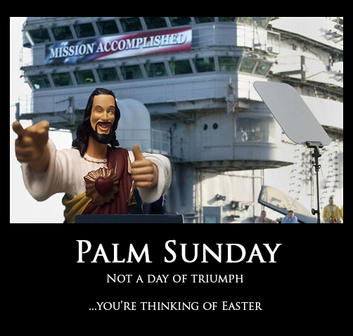Palm Sunday Meme