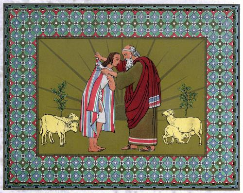 Jacob_blesses_Joseph_and_gives_him_the_coat (2)